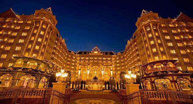 [必見!]ディズニーランドの公式ホテルが、楽に予約できる?!